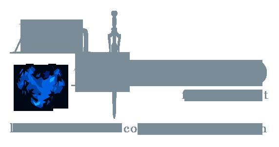 Logo ann aquamarine
